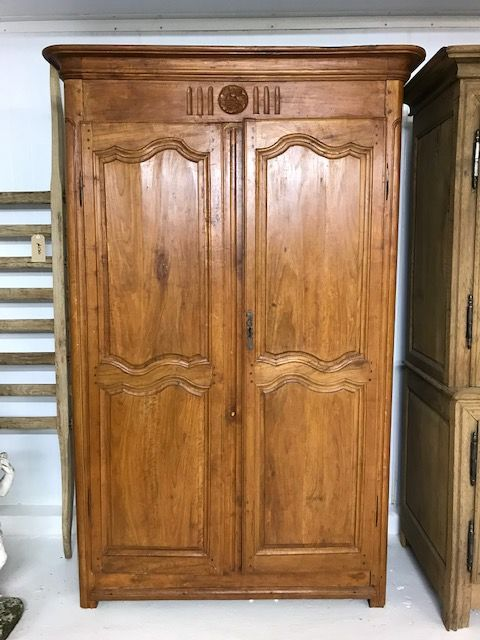 Antique French Armoire - DUE IN VERY SOON - v28