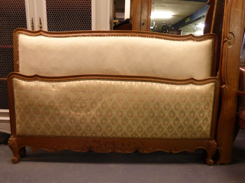 Antique French King Size Bed Kg39