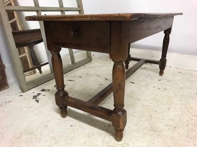Antique French Table - Just in - b17