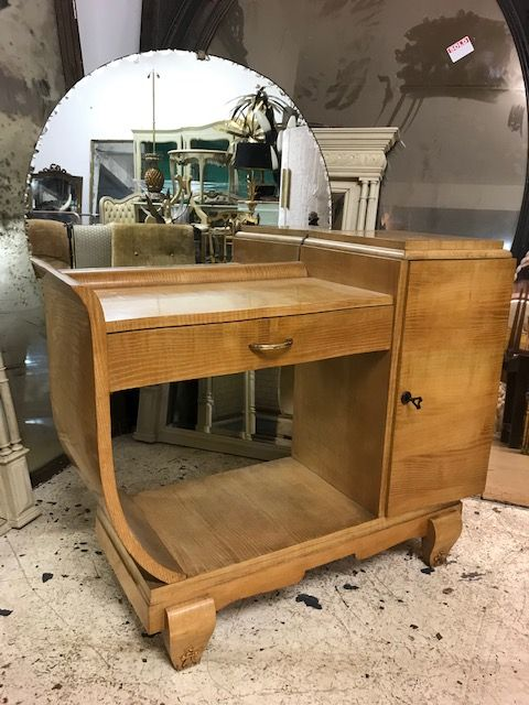 French Art Deco Dressing Table - dv40