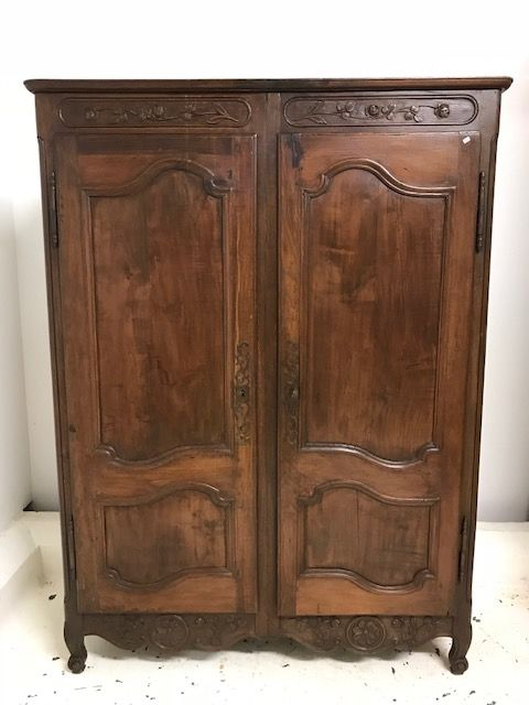 Oak French Cupboard / Cabinet - Lower Example - b61